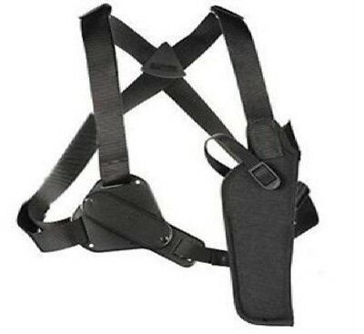 "Uncle Mike's 83031 Sidekick Vertical Shoulder Holster RH 6.5"" LG Revolver"
