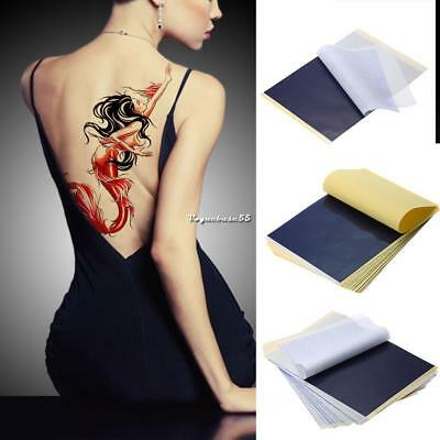 Tattoo Carbon Thermal Stencil Transfer Paper Tracing d