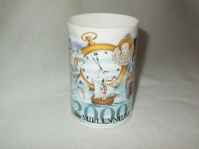 "Dunoon ""the Millennium 2000'"" Fbc Mug Origin Studios Design"