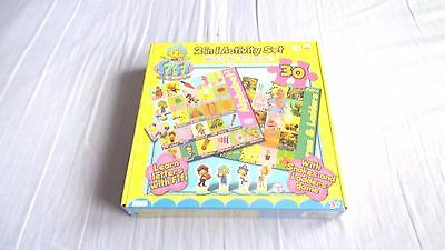 FIFI AND THE FLOWERTOTS : 2 IN 1 ACTIVITY SET   , new/sealed