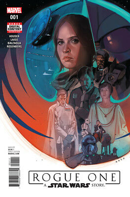 ROGUE ONE A Star Wars Story (2017) #1 New Bagged