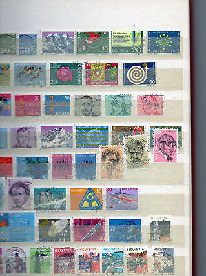 collection timbres suisse
