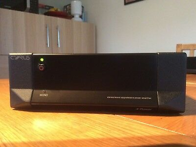 Cyrus X Power Stereo/Mono Power Amplifier - Brushed Black