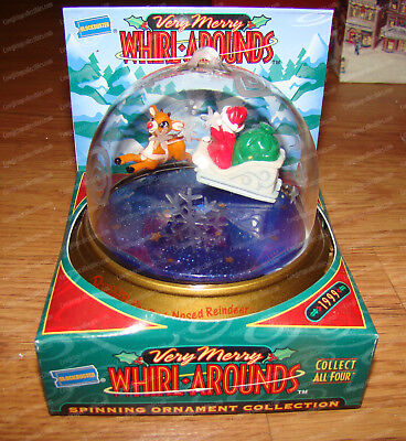 Rudolph the Red-Nosed Reindeer, Santa (Whirl Arounds by Blockbuster, 1999)