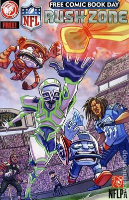 NFL Rush Zone (2013) FCBD #0 NM