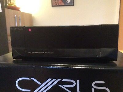 Cyrus PSX - R Regulated Power Supply - Smooth Black