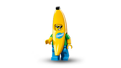 Lego Collectible Minifigures 71013 Series 16 BANANA SUIT GUY New