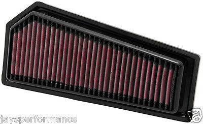 Kn Air Filter (33-2965) Replacement High Flow Filtration