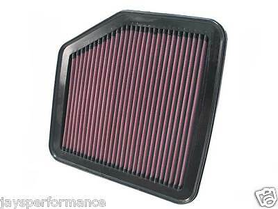 Kn Air Filter (33-2345) Replacement High Flow Filtration