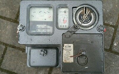 Coin Operated Mains Electric Meter