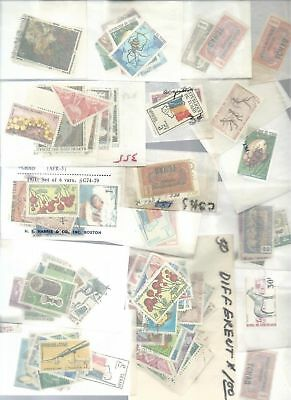Chad Collection, Huge Unsorted Accumulation, Interesting Lot of Stamps