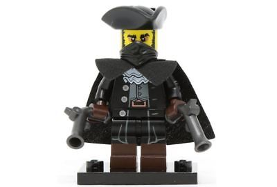 2017 LEGO #71018 Minifigures Series 17 Highwayman Mystery Minifigure New