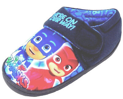 """PJ Masks """"On our Way"""" Slippers"""