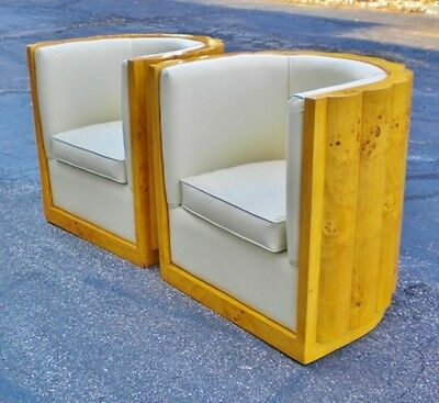 Fantastic Pair of Art Deco style Armchairs