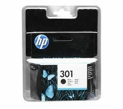 HP 301 Black Ink Cartridge (States 190 Pages) BHP561EE