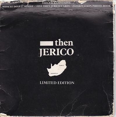"""Muscle Deep 7"""" : Then Jerico"""