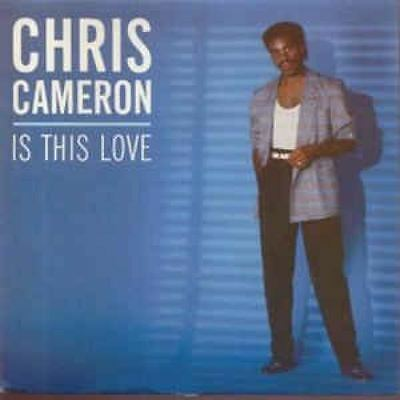 """Is This Love 7"""" : Chris Cameron"""