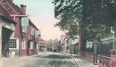 Twyford - High Street - C.1910 By Knill & Son's No.267
