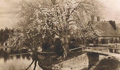 Devizes - Gatemans Cottage On The Canal  -  Real Photo 1924 By Kingsway # S15126