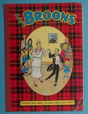 The Broons, 1965 Dudley D Watkins Comic Annual.