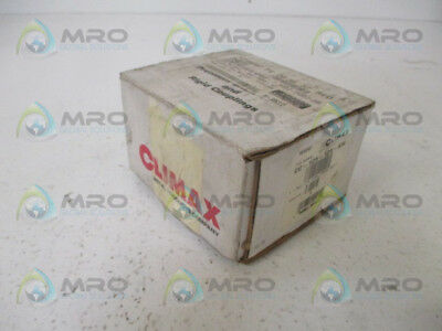 """Climax Cc-125-125-Kw Split Shaft Coupling 1-1/4"""" *new In Box*"""