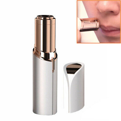 Women Flawless Skin Painless Hair Remover Face Facial Finishing Touch Epilator