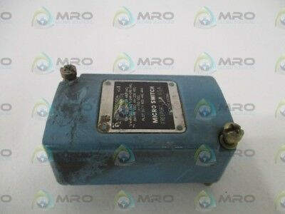 Microswitch 208Ls1 Limit Switch (As Pictured) *used*