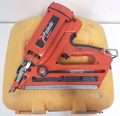 Paslode Imct 900420 30 Degree Cordless Utility Framing Nailer In Case- Tool Only