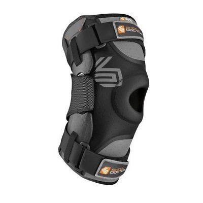 Shock Doctor Ultra Knee Support with Bilateral Hinges - Black, 2X-Large