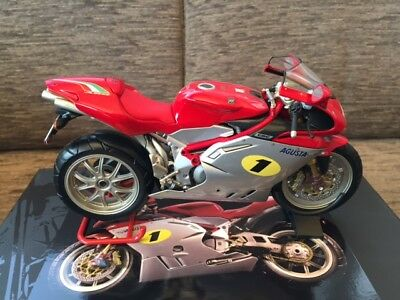 Minichamps 1/12 Mv Agusta F4 1000 Ago ******* Mega Rare New In Box