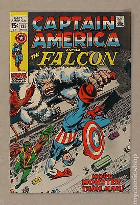 Captain America (1968 1st Series) #135 FN/VF 7.0