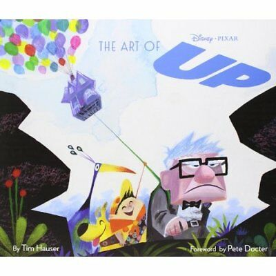 The Art of Up (Pixar Animation) - Hardcover NEW Hauser, Tim 2009-05-01