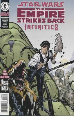 Star Wars Infinities The Empire Strikes Back (2002) #3 VF