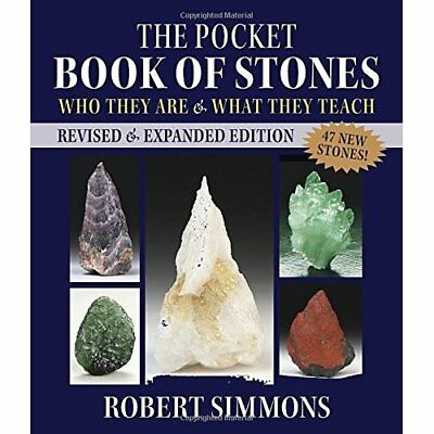 The Pocket Book of Stones: Who They Are and What They Teach Simmons, Robert