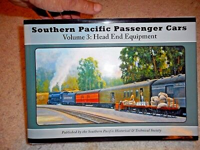 Southern Pacific Passenger Cars Volume 3: Head End Equipment