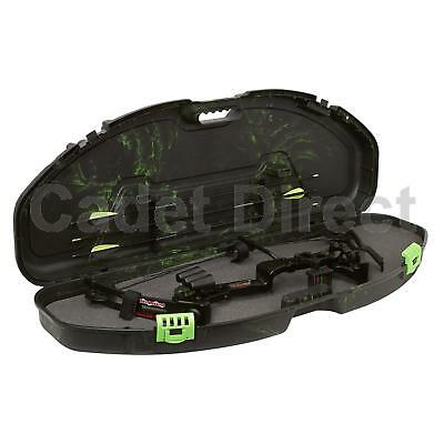 Plano Ultra Compact Fusion Bow Case, Green