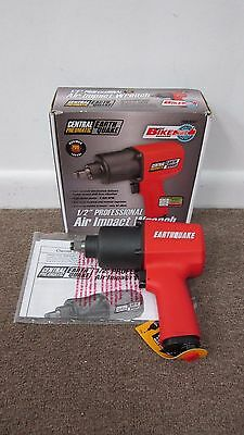 "Central Pneumatic Earth Quake #62627 1/2"" Professional Air Impact Wrench"