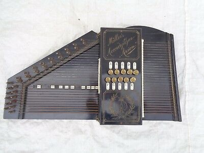 Alte Zither Müllers Accord Zither Arion