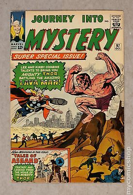 Thor (1962-1996 1st Series Journey Into Mystery) #97 FN+ 6.5