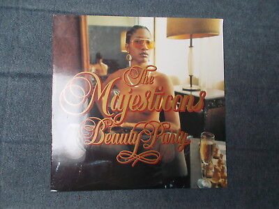 The Majesticons Beauty Party 2xLP Big Dada Recordings  2003 BD047