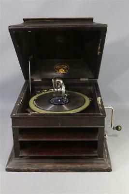 Orphan Black Pt Westmorland Production Used Tabletop Record Player Ss 5