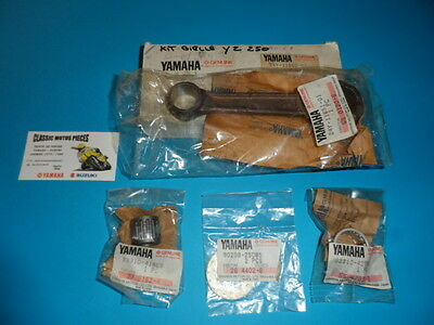 YZ 250  YAMAHA  1983 à 1989  KIT BIELLE¨COMPLET/ROD KIT