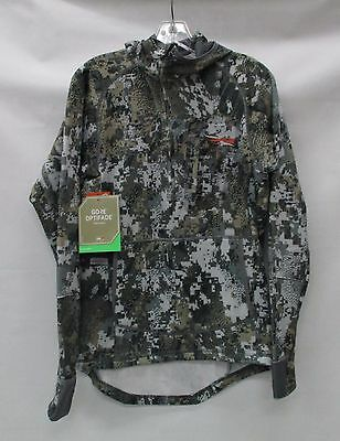 Sitka Gear Mens Fanatic Hoody 70004 Elevated II Size Small