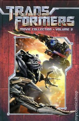 Transformers Movie Collection HC (2010 IDW) #2-1ST NM