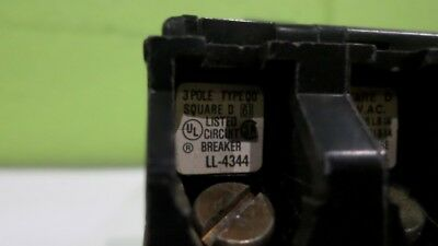 Square D Qo330 Circuit Breaker 30A *used*