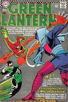 Green Lantern Issue 43 By Dc Comics