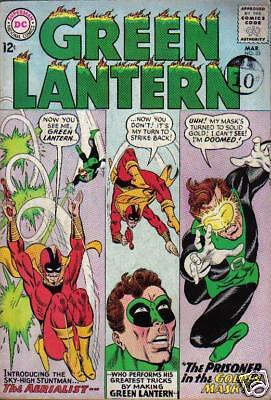 Green Lantern Issue 35 By Dc Comics