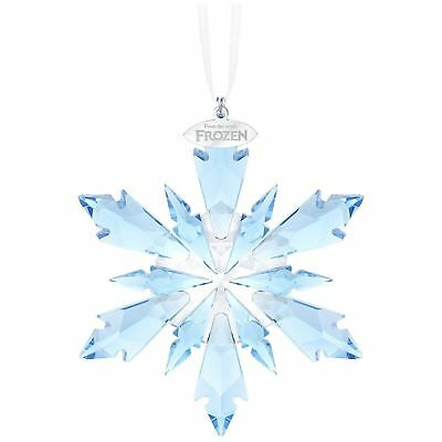 Swarovski Frozen Snowflake Ornament # 5286457 Crystal  new 2017