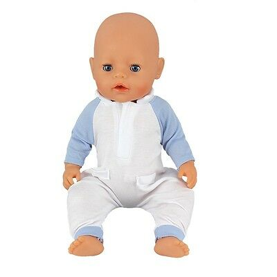 1set Doll Clothes Wearfor 43cm Baby Born zapf (only sell clothes ) B622