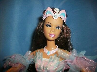 2003 Barbie of Swan Lake Odette~African American~Stand Included/No Box